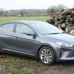 Hyundai Ioniq Hybrid Premium Se Review 2017 Is The Ioniq A Match For The Prius Cars Uk