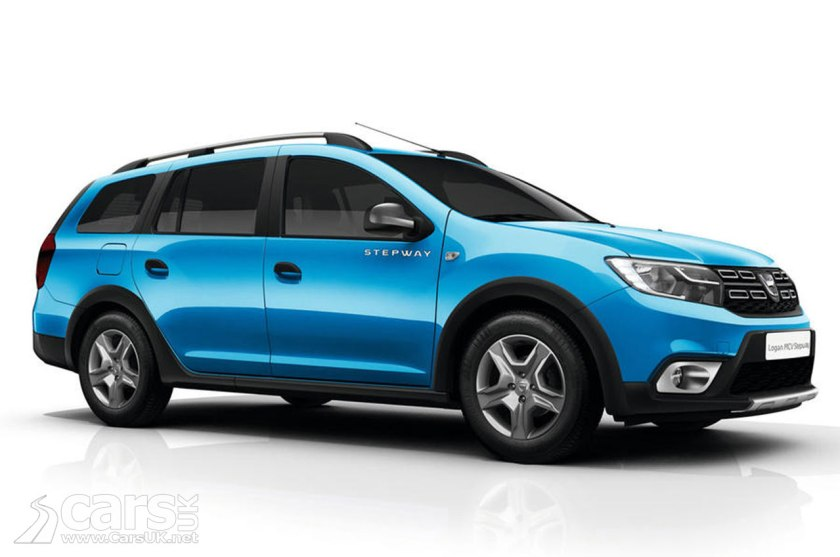 new dacia logan mcv stepway adds butch to the logan estate cars uk. Black Bedroom Furniture Sets. Home Design Ideas