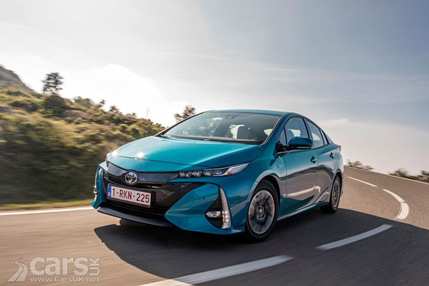 Photo 2017 Toyota Prius Plug-in
