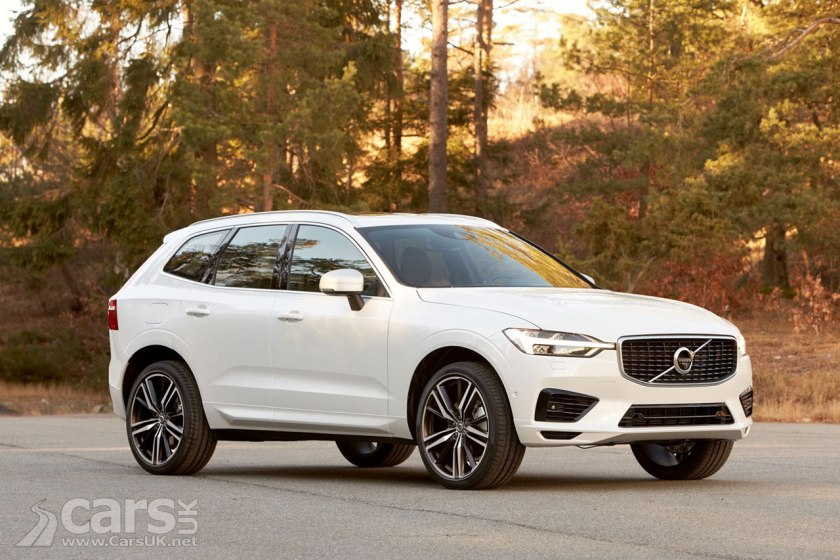 New Volvo Xc60 Getting Its Uk Debut Next Week In Manchester S