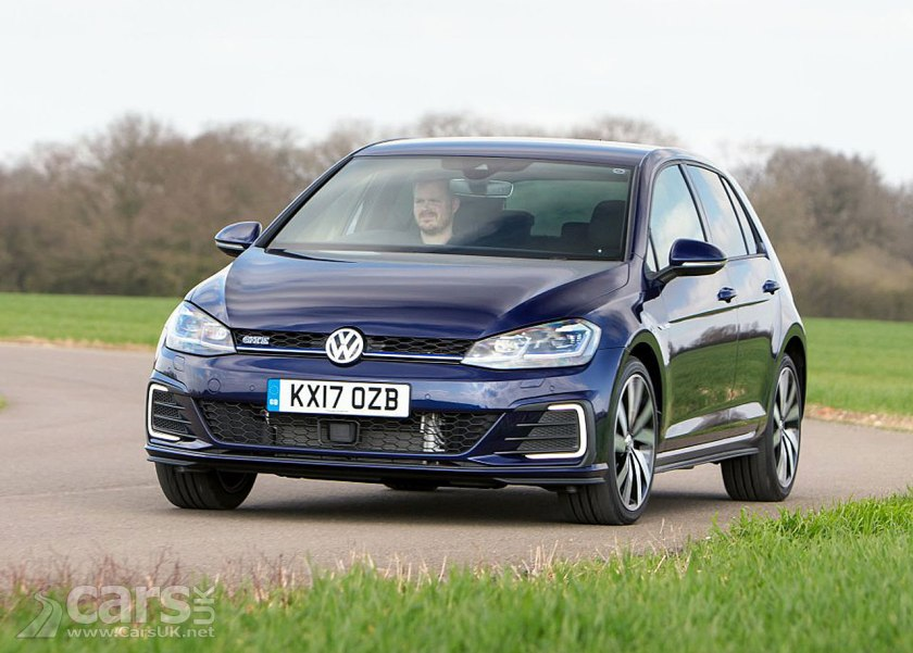 2017 Volkswagen Golf Gte Updated And On Sale In The Uk Price Down