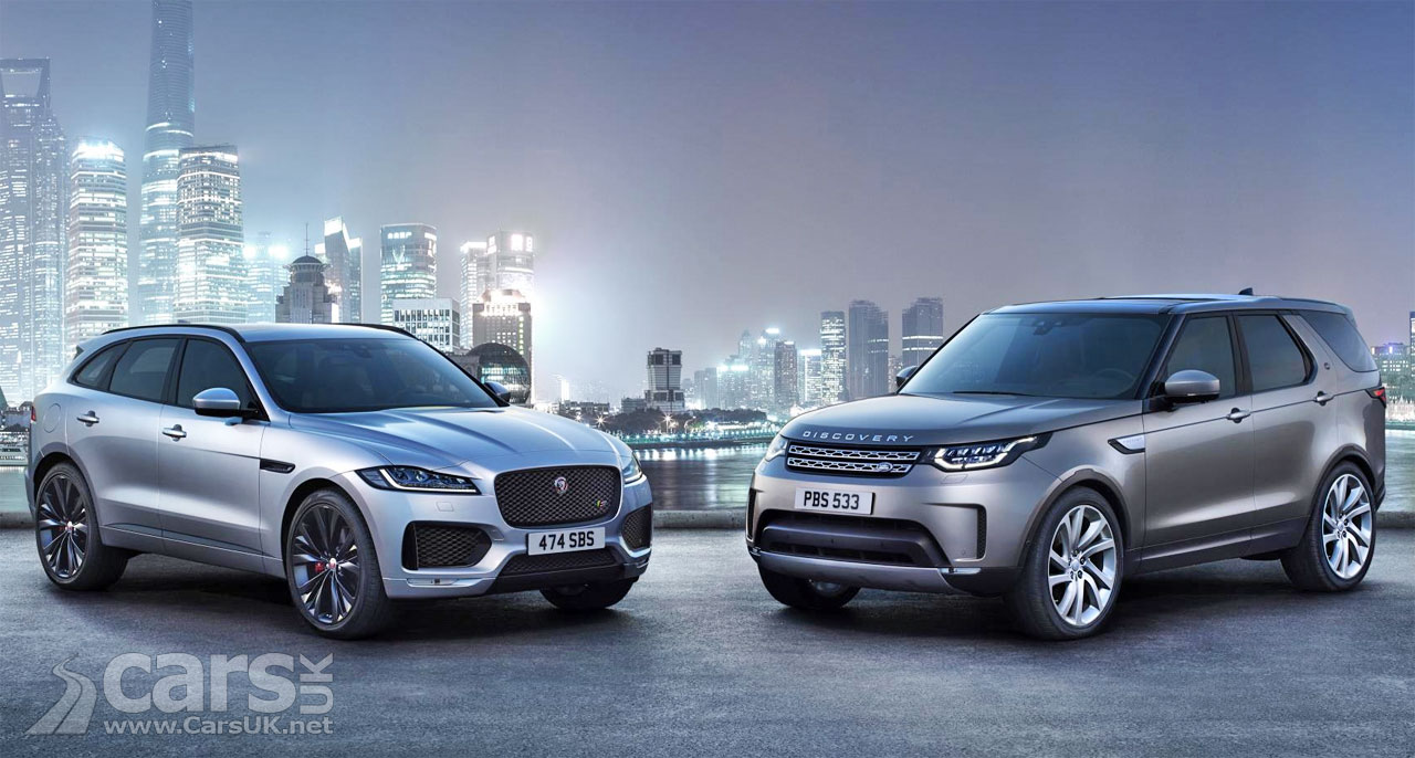 jaguar f pace sells more than xf xj and f type combined as jlr hits 600k sales cars uk. Black Bedroom Furniture Sets. Home Design Ideas