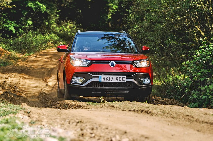 Photo 2017 Ssangyong Tivoli XLV