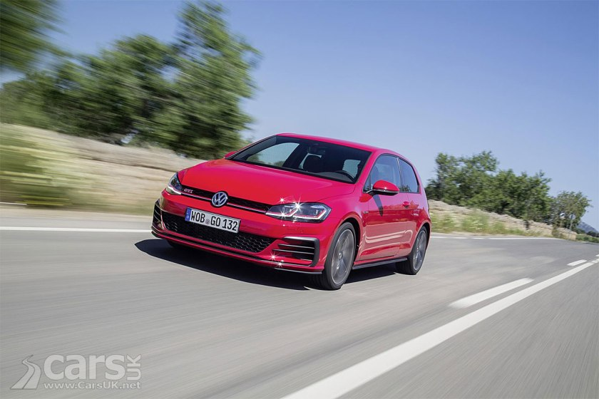 Photo New Volkswagen Golf GTI Performance