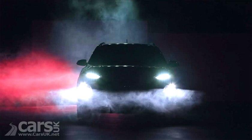 Photo Hyundai Kona SUV video tease