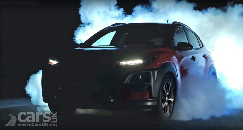 Photo Hyundai Kona Video Tease
