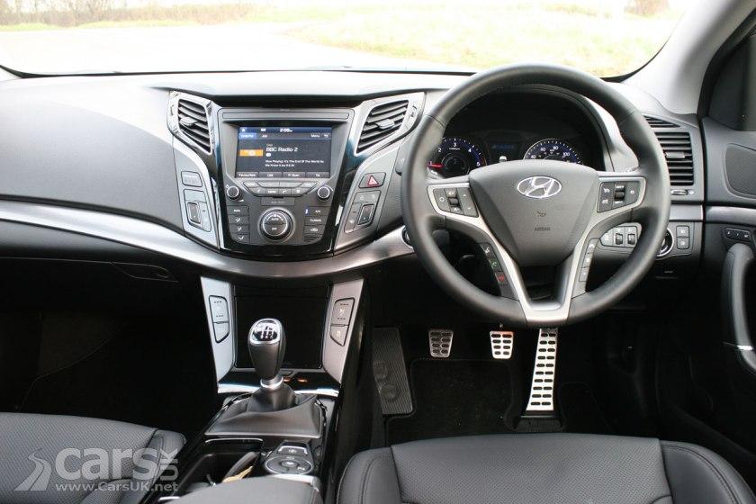 Photo 2017 Hyundai i40 Premium Review Interior