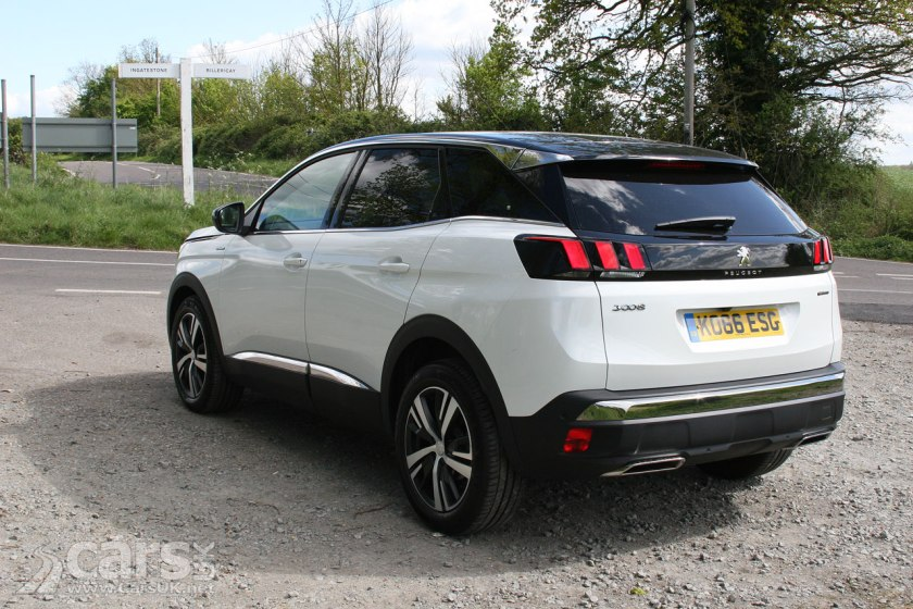 Peugeot 3008 Gt Line Review 2017 Peugeots New 3008 Suv Reviewed