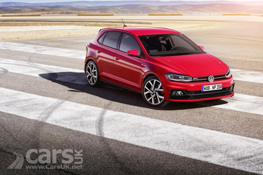 Photo 2018 VW Polo GTI