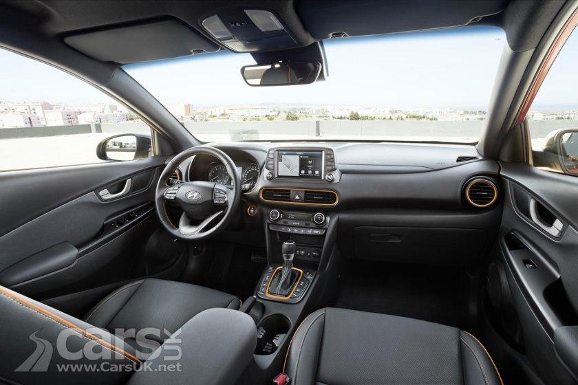 Photo Hyundai Kona Interior