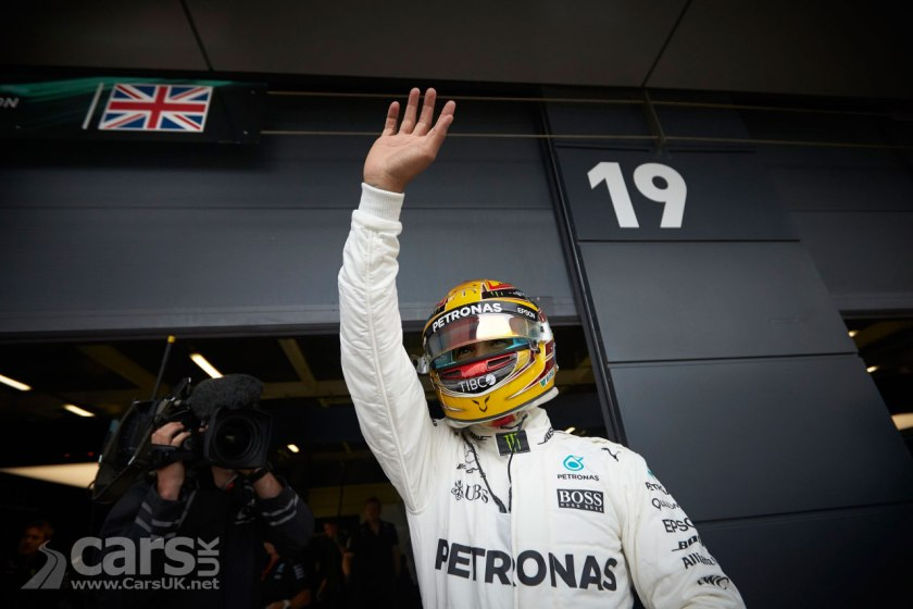 Lewis Hamilton DOMINATES British Grand Prix to win in style