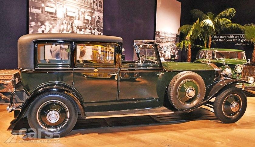 Fred Astaire's Rolls Royce Phantom I