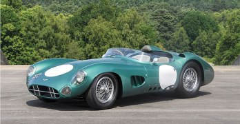 1956 Aston Martin DBR1 sells for £17.5 MILLION – a record price for a British car (video)