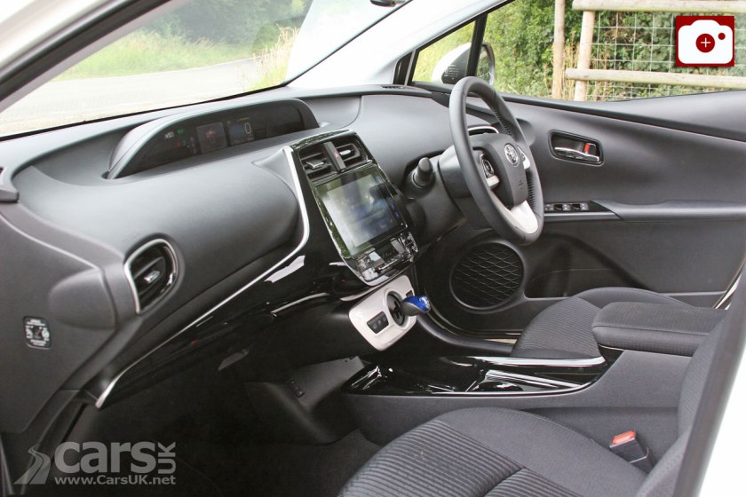 Toyota Prius Plug-in Inside and Out