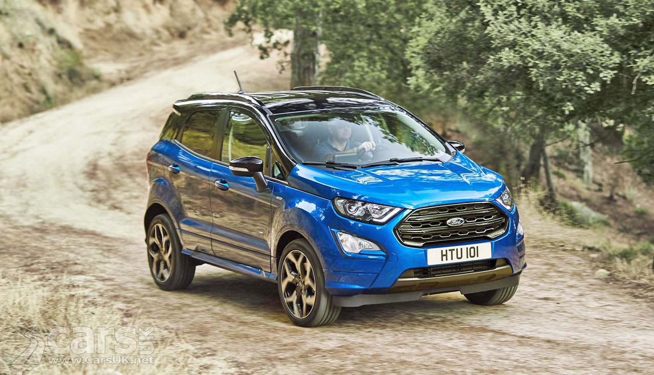 2018 Ford Eco Sport SUV gets a REFINEMENT upgrade