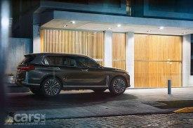 BMW X7 Concept Photo