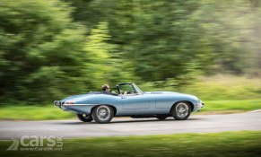 Electric Jaguar E-Type Zero Photo Photo