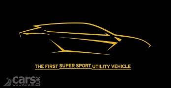 Lamborghini Urus SUV TEASED on video – Debuts on 4 December 2017
