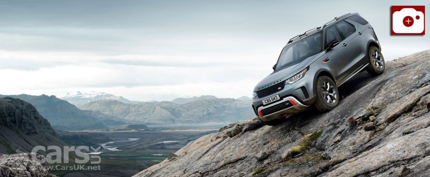 Land Rover Discovery SVX brings V8 POWER and added butch