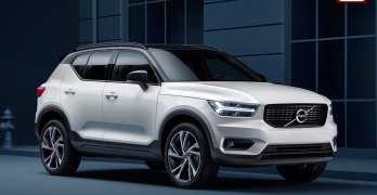 Volvo XC40 REVEALED – and it's the XC60 and XC90's 'Care by Volvo' COUSIN (video)