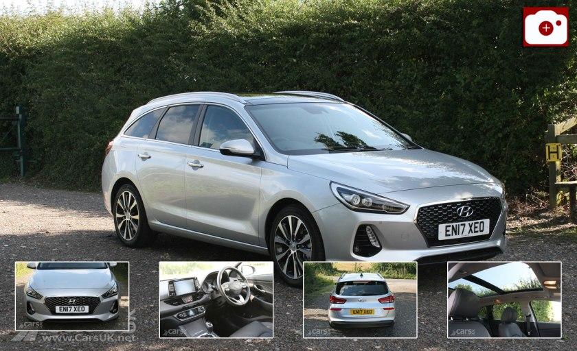 Hyundai i30 Tourer Premium SE Photo Gallery