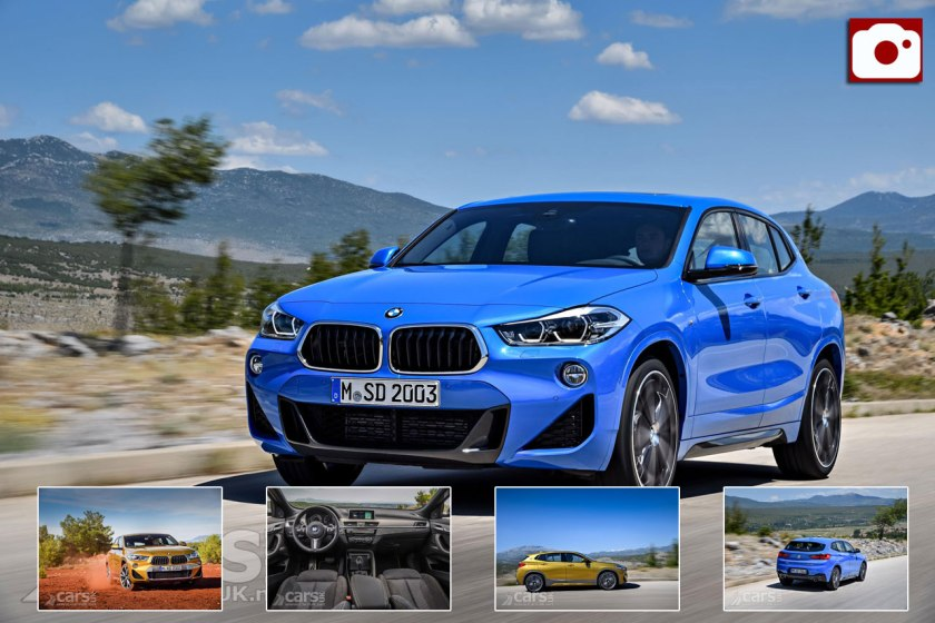 BMW X2 Photo Gallery