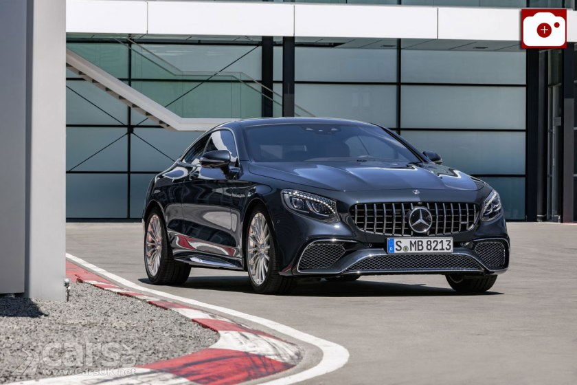 New Mercedes S Class Coupe Goes On Sale In The Uk Cars Uk