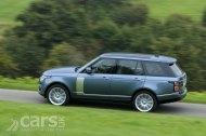 2018 Range Rover Photo