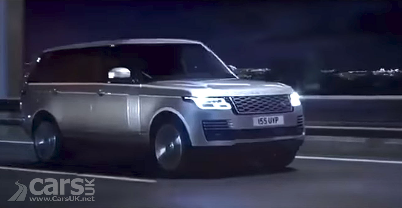 Range Rover gets a facelift, pricing starts at $88345