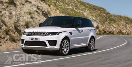 2018 Range Rover Sport PHEV Photo