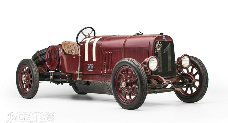 1921 Alfa Romeo G1 up for Auction
