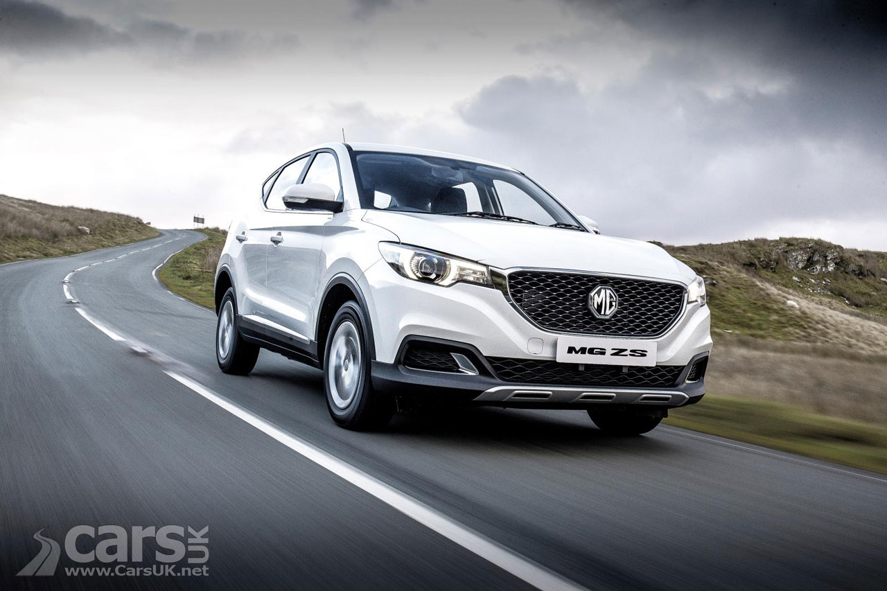 MG to offer seven-year warranty on new ZS SUV