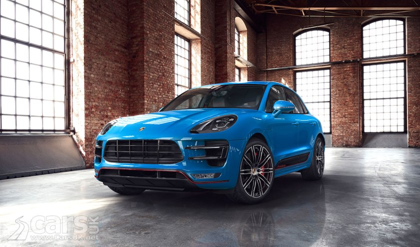 Porsche Macan Turbo Exclusive Performance Edition revealed