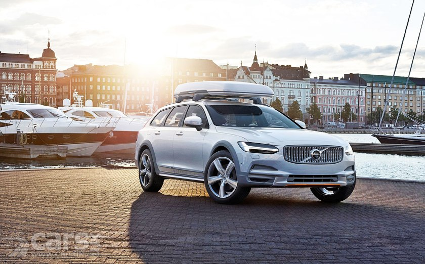 Volvo V90 Cross Country Volvo Ocean Race Limited Edition
