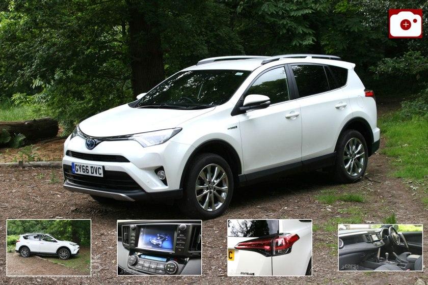 2017 Toyota RAV4 Hybrid Review Photo Gallery