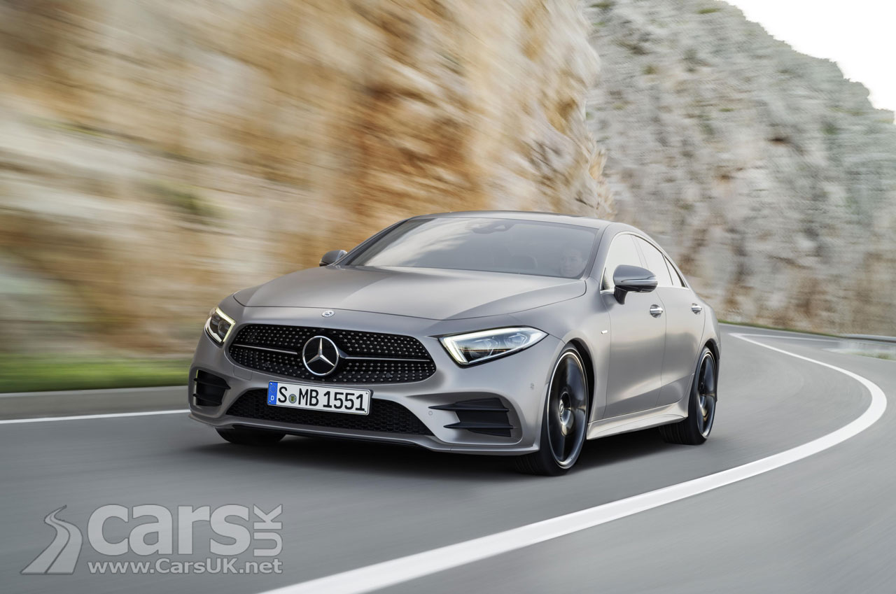 All-new Mercedes-Benz CLS on sale from March 2018