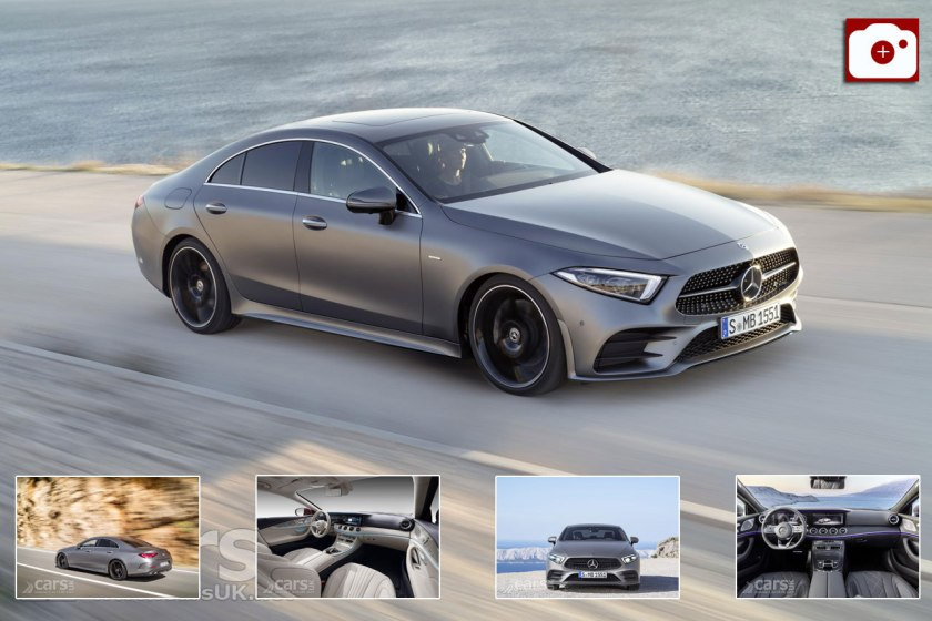 2018 Mercedes CLS Photo Gallery