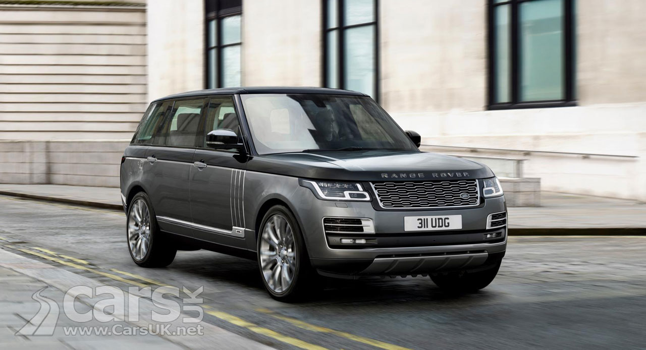 Top Spec Range Rover SVAutobiography revealed with £170k starting price