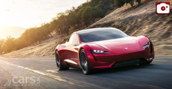 New Tesla Roadster revealed with STUNNING performance – hits 60mph in 1.9 seconds