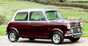 Ringo Starr's Mini Cooper S Radford – now owned by a Spice Girl