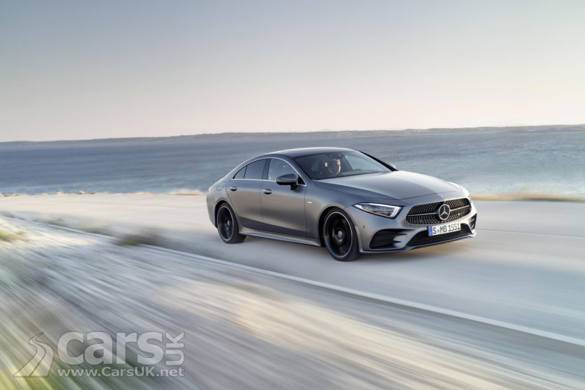 New 2018 Mercedes CLS full UK Price and Specifications