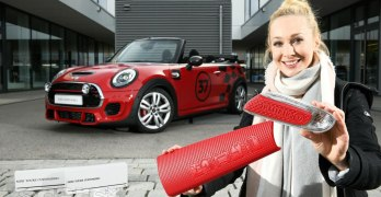 MINI to offer 3D Printed accessories for new levels of customisation (+ video)