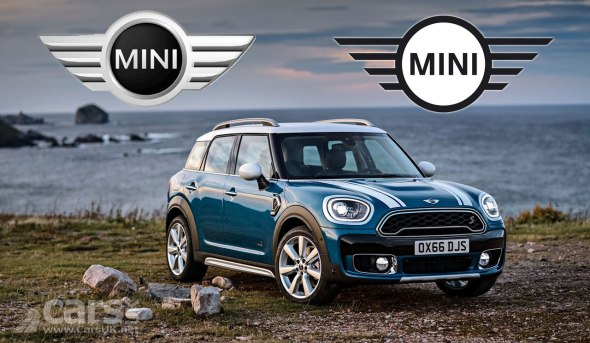 MINI goes minimalist with a new LOGO - it's back to the 1990s