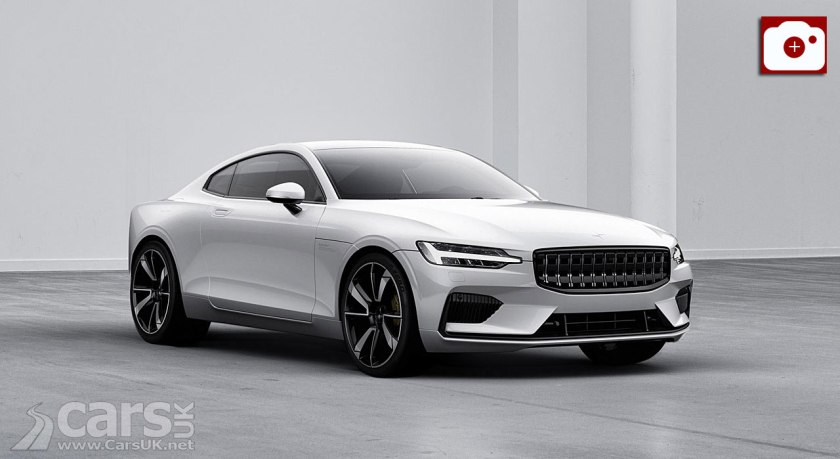 Volvo's Polestar reveal initial launch markets for the Polestar 1