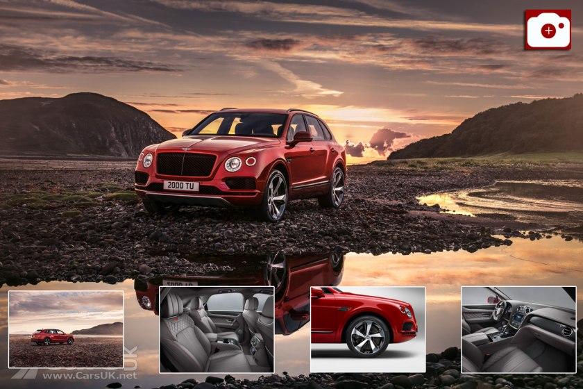 2018 Bentley Bentayga V8 Gallery