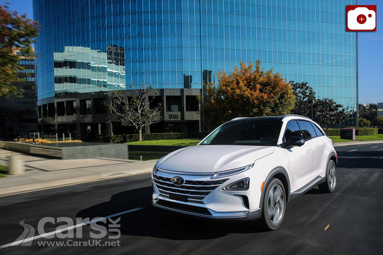 Hyundai reveals all-new hydrogen-powered auto