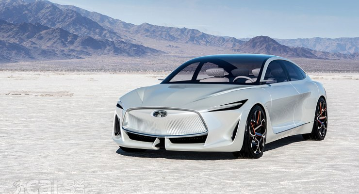 Infiniti Q Inspiration is the BEST Concept at Detroit