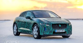Jaguar i-Pace EV will charge to 80% in 45 minutes – and it does 'COLD' too