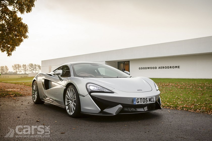 Mclaren 570 Gt Sport Handling Pack Makes The Perfect 570 Cars Uk