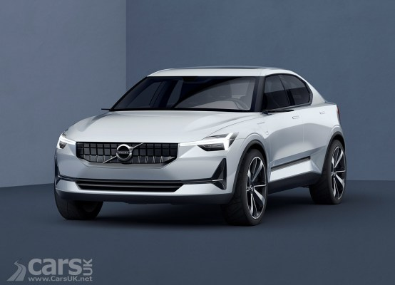 Volvo Concept 40.2 looks set to be Volvo's firts EV